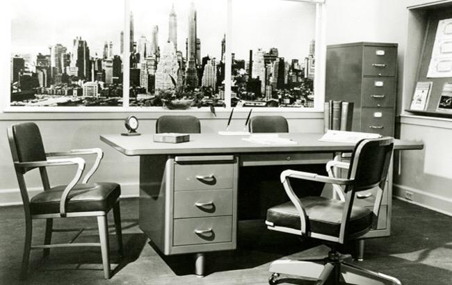 Arredo Ufficio anni '50