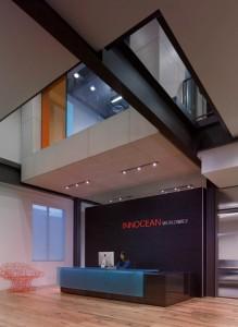 L'ufficio sull'oceano - Innocean